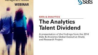 Analytics and Talent