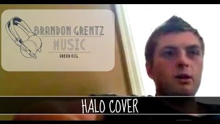 Halo - The Scenic   Brandon Grentz Cover
