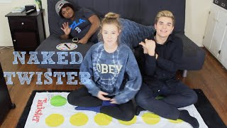 Naked Twister Challenge