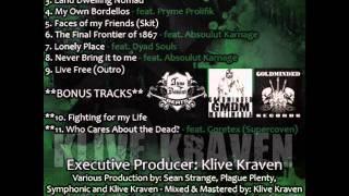 05. Klive Kraven - Faces of My Friends (Skit) [Prod. Klive Kraven]