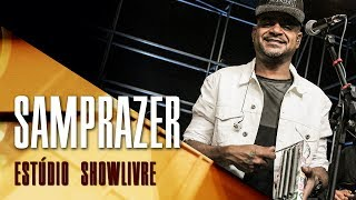 """""""Fica quietinha"""" - Samprazer no Estúdio Showlivre 2017"""