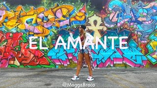 El Amante - Nicky Jam | Magga Braco Dance Video