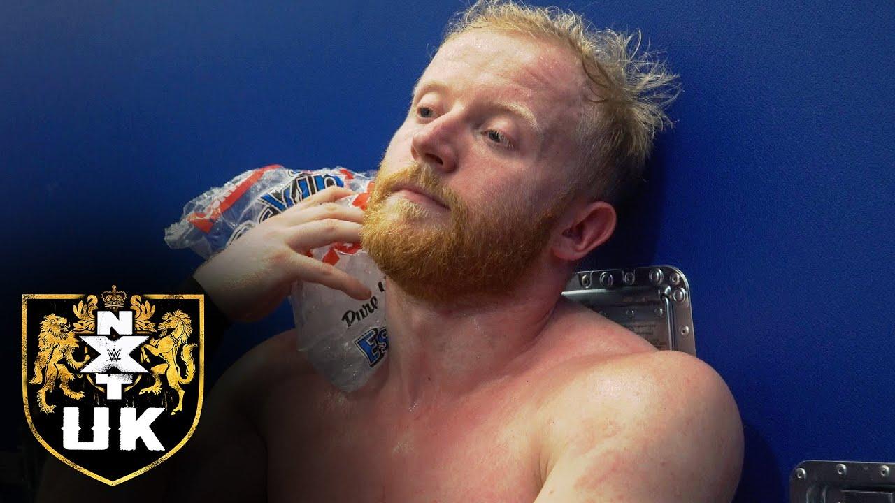 WWE - Jack Starz says Ilja Dragunov is a different man: NXT UK Exclusive, Jan. 21, 2021