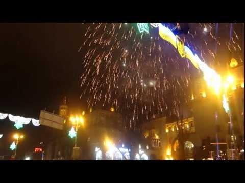 Glimpse – Fireworks in Kiev