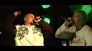 Paks Matu ja Roki - Täna Mitte (Live @ Hip Hop Holism vol. 1 Genklubis)
