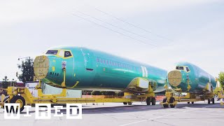 How Boeing Builds a 737 in Just Nine Days   WIRED