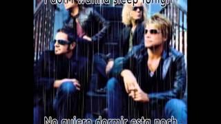 Bon Jovi All About Loving You subtitulada Ingles-Español™