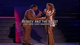 Céline Dion - Beauty and the Beast (duet with Terry Bradford) (live in Memphis,1997)