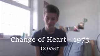 Change of Heart - 1975 cover - Adam Thomas Heap