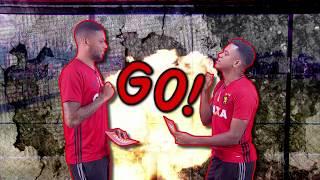 Desafio da Piada Ruim com André e Rithely  do Sport - (HD)