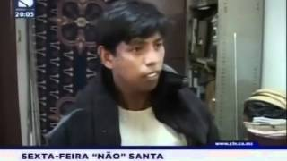 """Sexta-Feira """"Não"""" Santa: 4 foram padres assaltados em Maputo"""