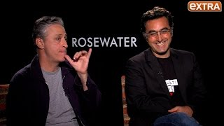 Jon Stewart Talks 'Rosewater,' Predicts Who'll Run for President in 2016