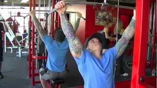 Workout Motivation - Back and Biceps