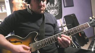 Jazz Standards: Freddie Freeloader (Chord Melody)