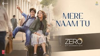 Zero: Mere Naam Tu   Cover   Unplugged Version   SRK,Ajay Atul   Hardik Pandya   Rudra Oza