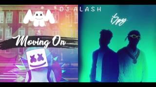Marshmello & KYLE. - iSpy / Moving On (Mashup) feat. Lil Yatchy