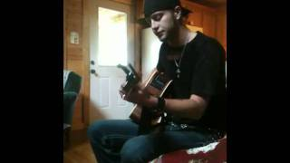 "Jacob Bryant "" You Don't Know Her Like I Do"" (Brantley Gilbert cover)"