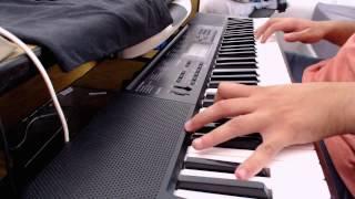 el perdon nicky jam cover teclado -jorge martinez (de oido)