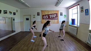 Twerk from Belaysha and her students / Putzgrilla feat Supa Squad  Ce'Cile - Whine