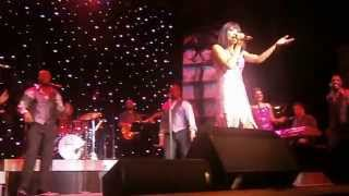 Diana Ross   Chain Reaction At The Caird Hall Dundee Scotland