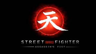 Street Fighter assassin´s fist SOUNDTRACK-Lake Run