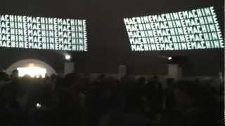 Kraftwerk Music Festival (4.14.12) with Juan Atkins at MoMA PS1