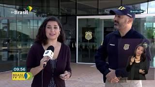 Polícia Rodoviária Federal faz operação no feriado de Páscoa