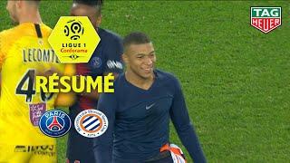 Paris Saint-Germain - Montpellier Hérault SC ( 5-1 ) - Résumé - (PARIS - MHSC) / 2018-19