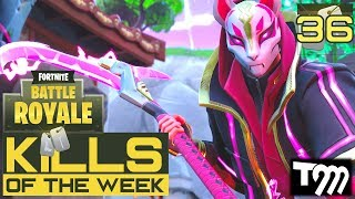 Fortnite: Battle Royale - Top 10 Kills of the Week #36 (Best Fortnite Kills)