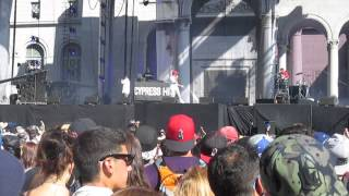 Cypress Hill - How I Can Just Kill a Man (live) @ Budweiser Made In America 2014