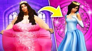 Sims 4   The 600 Pound Princess   Story