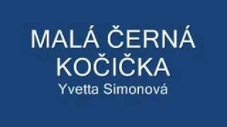 MALÁ ČERNÁ KOČIČKA.