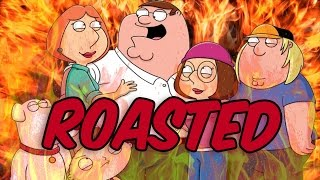 FAMILY GUY : ROASTED 🔥🔥🔥
