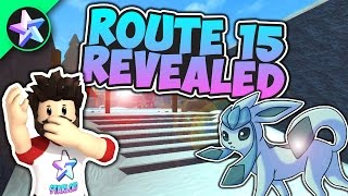 GYM 7 UPDATE! 15th ROUTE REVEALED! 😱 - Pokemon Brick Bronze