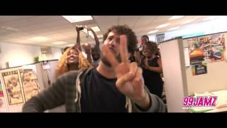 Lil Dicky - SAVE DAT MONEY (99jamz PERFORMANCE)