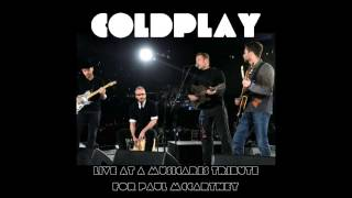 Coldplay - We Can Work It Out (The Beatles Cover)