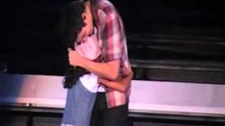 Luan Santana - Meteoro - Gravação DVD RJ -Menininha fofa