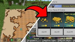 NEW MCPE 1.1 UPDATE?!! - Build 3 Update - Minecraft Pocket Edition