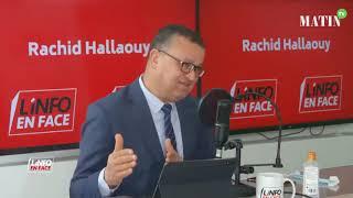 L'Info en Face avec Abdelmounaim Madani