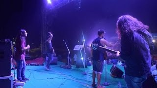 Trishna The Band live performing at SEG (SGIT) Euphoric'16