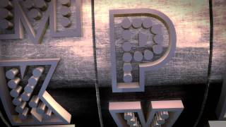 Texto en ruleta en Cinema 4D y After Effects