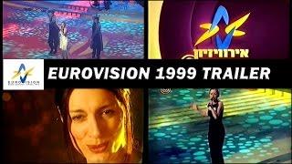 Eurovision 1999 Israeli TV Trailer (Israel) - הפרומו של אירוויזיון 1999