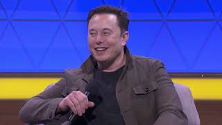 Elon Musk in conversation with Todd Howard   E3 Coliseum 2019 Panel