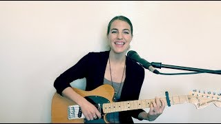 Flames by David Guetta and Sia cover by Andrea Hamilton