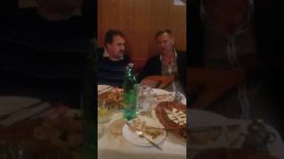 Franjo Čičak i Mile Jelavic - zašto piješ mili druže