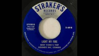 New York Top Sounds Inc. Combo - Light My Fire THE DOORS COVER FUNK ISLANDS REGGAE CALYPSO