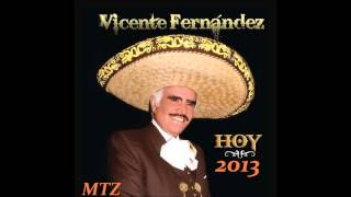 VICENTE FERNANDEZ (01-HOY) 2013 LO MAS NUEVO