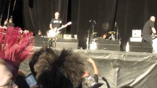 Rancid - Red Hot Moon (live at Montebello Rockfest 2013)