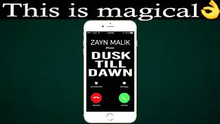 Dusk Till Dawn Ringtone - Zayn Malik feat. Sia