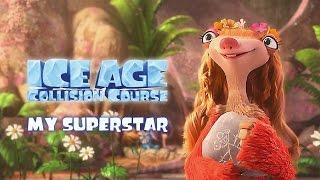 Ice Age 5 | Jessie J - My Superstar (Lyrics Video)